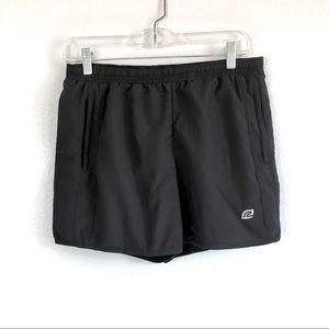 RoadRunner Sport Velocity Active Shorts Black